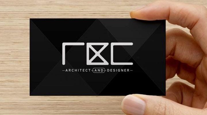 logo design and business card branding