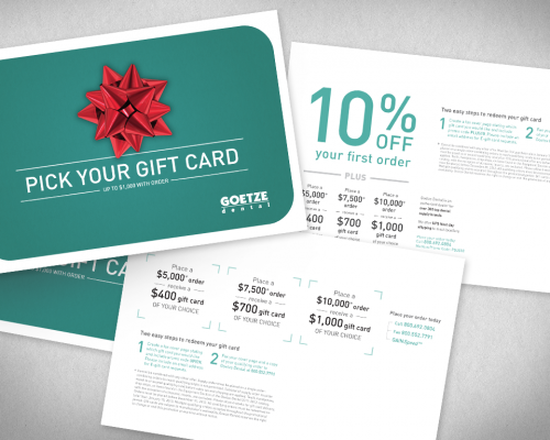 Goetze-Dental-Gift-Card-Referral-Direct-Mailer