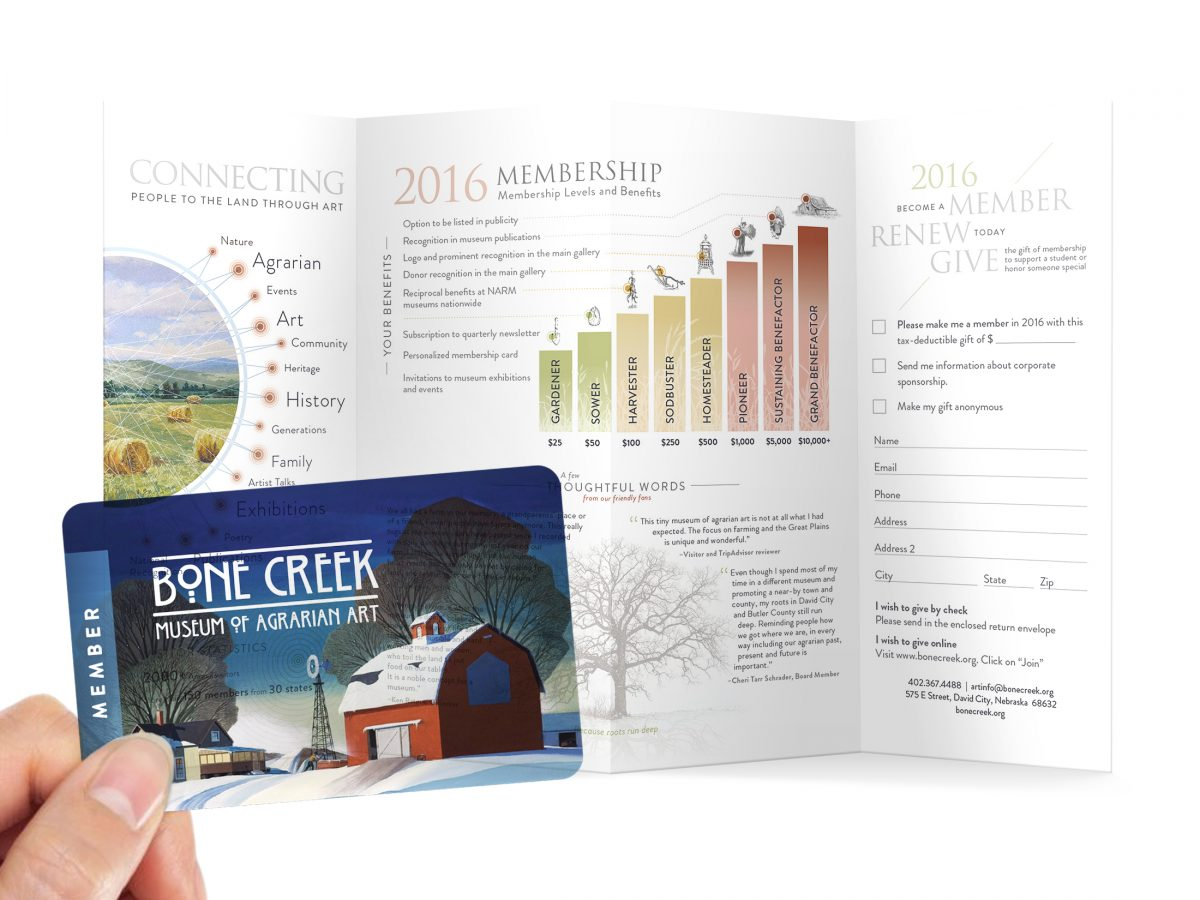 Bone-Creek-membership-card-and-brochure