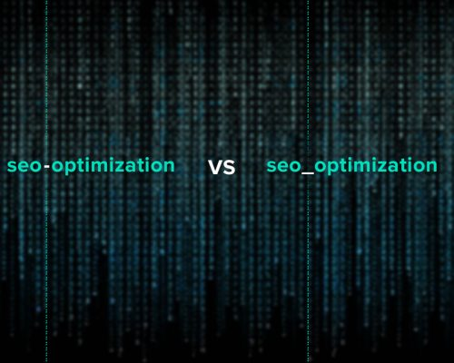 Image and Url SEO Optimization – Difference Between Hyphens vs Underscores