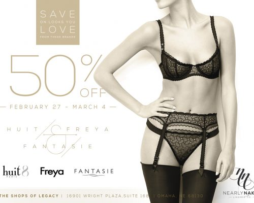 Nearly Naked Lingerie | 50% OFF (Ads)