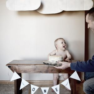 Carson-Cameron-infant-baby-portrait-first-birthday-clouds