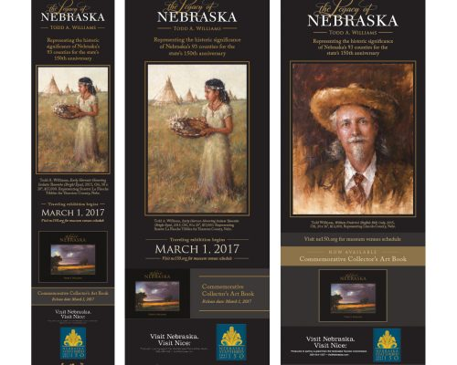 Nebraska 150 – Legacy of Nebraska – Todd A. Williams Ads