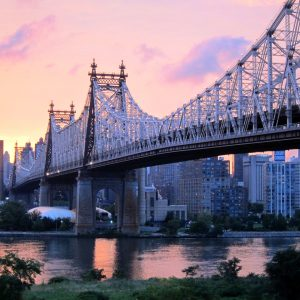 Queensboro-Bridge-sunset-New-York-City-Aug-2012