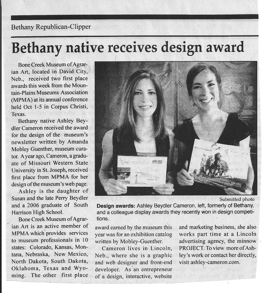 bethany-newspaper