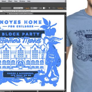 5th Annual Block Party & Farmer's Market (Noyes Home for Children)